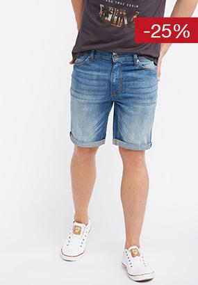Herren #Jeanstag Tramper Short